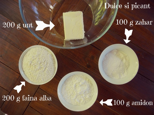 shortbread ingrediente